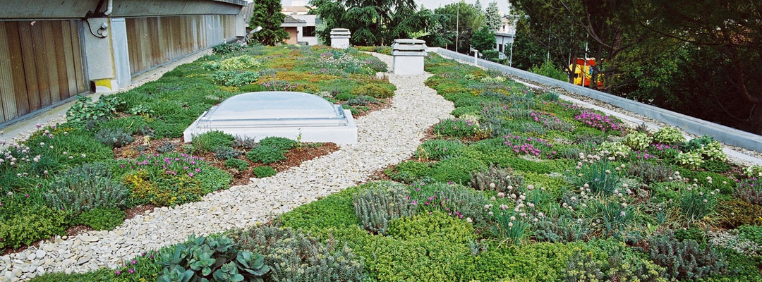 Roof garden design, a solution with many advantages