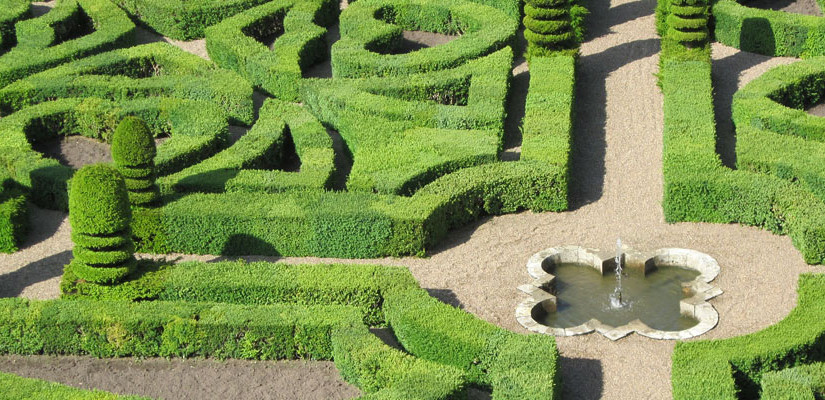 French formal garden – let's discover it!