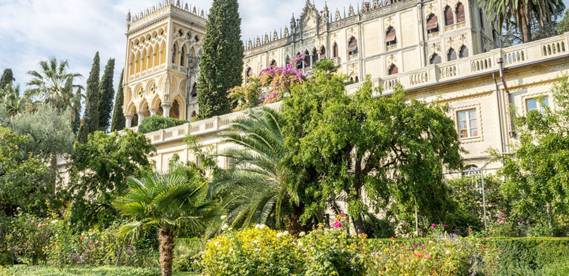 Historic gardens in Italy: something to discover!